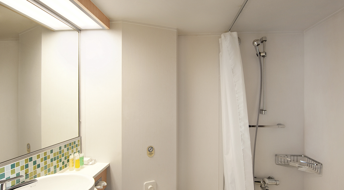 Passenger bathroom
