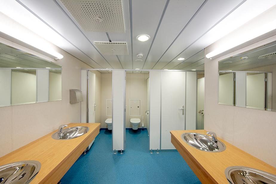 Public rest room